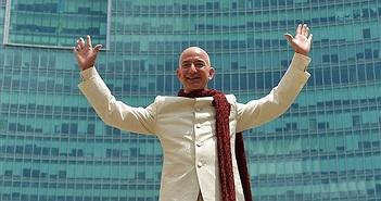 """Jeff Bezos sẽ trở thành """"nghìn tỷ phú"""" đầu tiên trên thế giới vào năm 2042"""