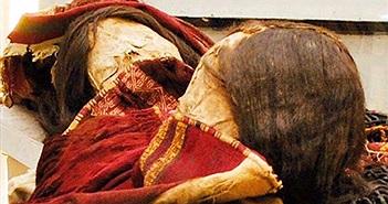 Phát hiện chất độc như lời nguyền cổ trong xác ướp 600 năm tế thần