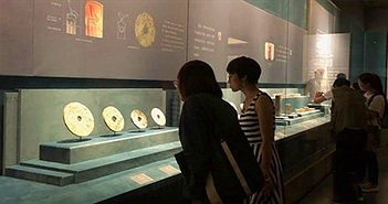 Phát hiện một chiếc đĩa ngọc 4.300 năm tuổi ở Trung Quốc
