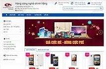 Ra mắt gian hàng công nghệ chính hãng trên Chodientu.vn