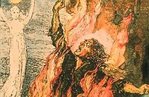 Giả thuyết về người tự bốc cháy