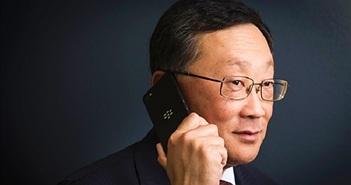 """John Chen """"đau đầu"""" vì phát triển ứng dụng cho hệ sinh thái BB OS"""