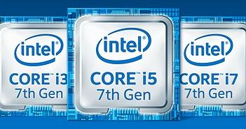 Intel ra mắt Kaby Lake: Core thế hệ 7, 14nm, tập trung 4K, video 360 độ, đồ họa, tiết kiệm điện