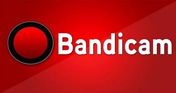 Hướng dẫn quay màn hình, video game bằng phần mềm Bandicam