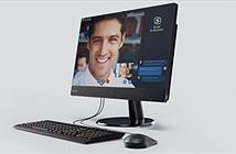 Lenovo ra mắt bộ 3 máy tính để bàn AIO không viền màn hình
