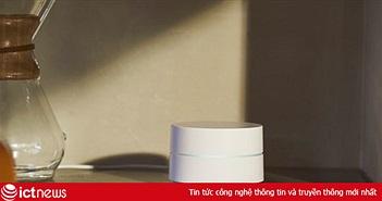 Google Wifi đang được thí điểm tại Singapore