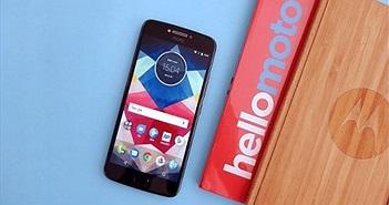 """Điện thoại pin """"trâu"""" Moto E4 Plus và Moto C Plus mở bán tại VN"""