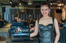 Acer giới thiệu laptop Swift 3 chạy chip Intel thế hệ 8 đầu tiên Việt Nam