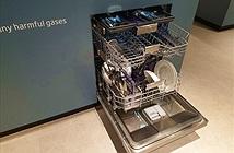 Cận cảnh máy rửa chén đầu tiên trên thế giới có công nghệ không mùi