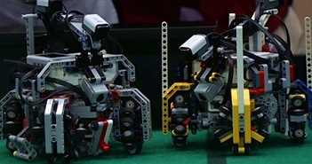 """Ngắm những """"siêu chiến binh"""" robot của Việt Nam sắp tranh tài quốc tế"""