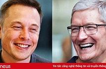 Giờ là thời khắc tuyệt vời để Apple mua lại Tesla và đá Elon Musk ra khỏi băng ghế lái?