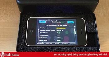 Hình ảnh về iPhone 2G đầu tiên của Apple được bán với giá 13.000 USD trên eBay