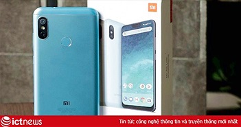 "Smartphone ""tai thỏ"" Xiaomi Mi A2 Lite bất ngờ giảm giá"