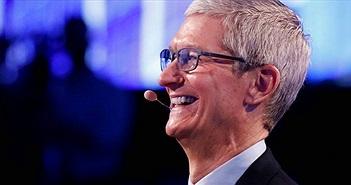 Tim Cook kiếm tiền khủng thế nào từ khi trở thành CEO Apple?
