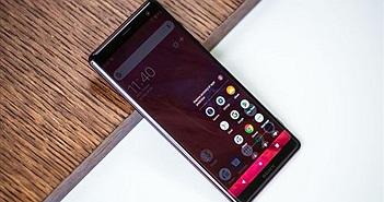 Sony ra mắt Xperia XZ3: màn OLED cong 2 cạnh, Snapdragon 845, 4GB RAM, giá 900 USD