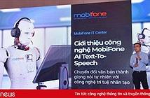Mobifone tổ chức hội thảo về AI và Big Data với hiệu quả hoạt động của doanh nghiệp