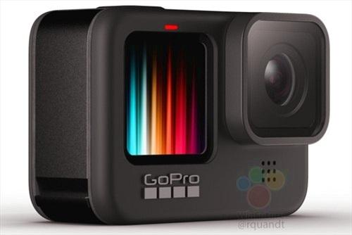 GoPro Hero 9 Black: quay video 5K kèm màn hình màu phía trước cho các vlogger