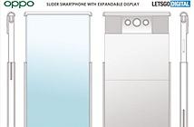 Oppo phát triển smartphone màn hình trượt độc đáo, lớn hơn 80% khi mở ra