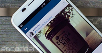 Mạng xã hội ảnh Instagram bắt đầu có quảng cáo video
