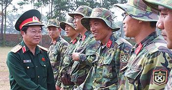 Việt Nam quyết đoạt vị trí dẫn đầu trong Giải bắn súng quân dụng ASEAN