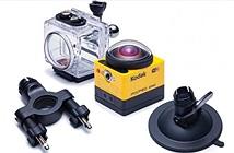 Kodak công bố camera hành động 360 độ PIXPRO SP360