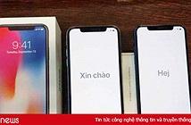 iPhone X 256GB xách tay có thể lên tới 70 triệu đồng trong ngày đầu về Việt Nam