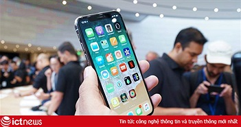Tính năng tự động ẩn nội dung thông báo trên iPhone X
