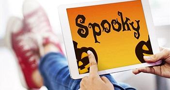 5 ứng dụng hóa trang cho ngày Halloween