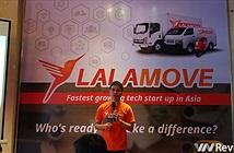 Dịch vụ giao hàng nhanh Lalamove chính thức vào Việt Nam, chiết khấu 82% cho tài xế