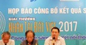 Nhân tài Đất Việt 2017 công bố 17 sản phẩm CNTT vào chung khảo