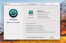 Cách sao lưu và phục hồi dữ liệu máy Mac với Time Machine