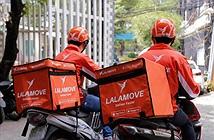 Ứng dụng giao hàng nhanh Lalamove cập bến thị trường Việt Nam