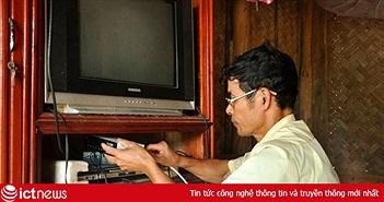 Cách thu sóng truyền hình số DVB-T2 đa hướng mà không cần xoay anten