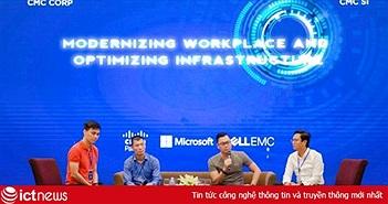 """Sếp CMC SI: """"CMC sẽ tạo ra những ứng dụng thông minh cho doanh nghiệp khi chuyển đổi số"""""""