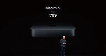 Apple nâng cấp Intel Core i7 sáu lõi cho Mac mini sau 4 năm