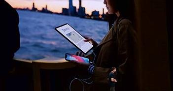 iPad Pro mới trở thành cục sạc dự phòng đắt nhất thế giới