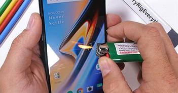 Vừa ra mắt, OnePlus 6T đã bị hành hạ: vân tay dưới màn hình xước vẫn hoạt động