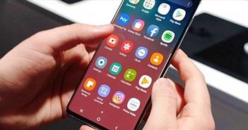 Galaxy S10 lại ghi điểm với tính năng quay video chậm ở camera selfie