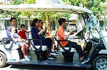 Xe tự hành được FPT thử nghiệm thành công trong khu đô thị