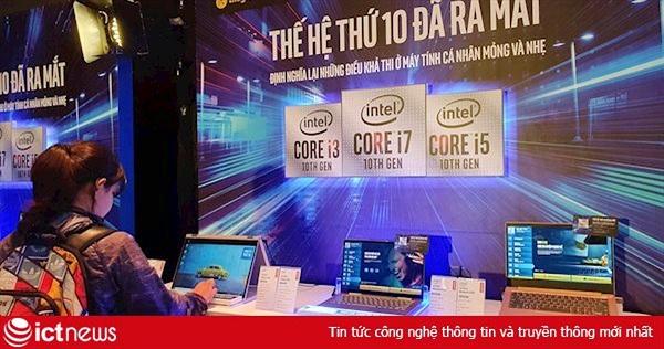 Thế Giới Di Động cùng Intel ra mắt bộ vi xử lý Intel Core thế hệ thứ 10 tại Việt Nam