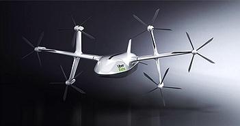 Uber sắp ra mắt mẫu drone giao đồ ăn mới