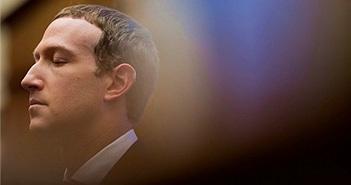 Nỗi sợ hãi mới của Mark Zuckerberg