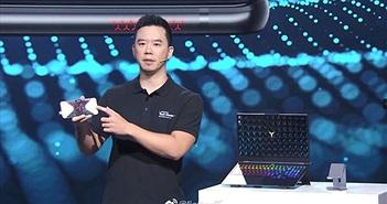 Lenovo ra mắt phiên bản trong suốt của flagship chiến game Legion Pro
