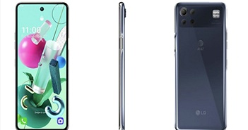 LG K92: smartphone 5G chuẩn quân đội Mỹ, 4 camera, 4 đèn Flash, giá hợp lý
