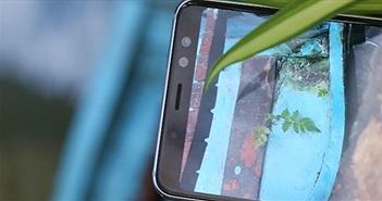 Samsung Galaxy A8: Điện thoại có camera selfie kép xóa phông mịt mù