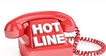 Các số hotline tiếp nhận phản ánh trật tự an toàn giao thông tết Dương lịch 2018