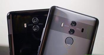 Huawei bán được 153 triệu smartphone trong năm 2017