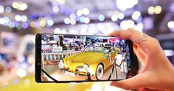 Chơi tết ý nghĩa, sáng tạo cùng Galaxy Note8