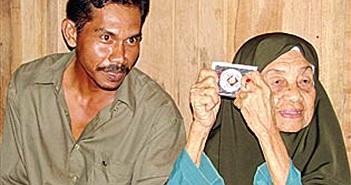 Ly kỳ chuyện cụ bà vừa cưới người chồng thứ 23 ở tuổi 116