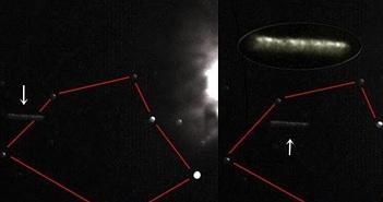 Sửng sốt vật thể như xì gà trong tinh vân Orion M42
